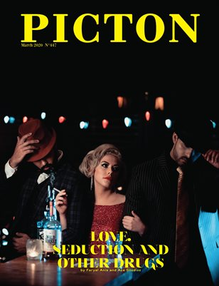 Picton Magazine MARCH  2020 N447 Cover 4