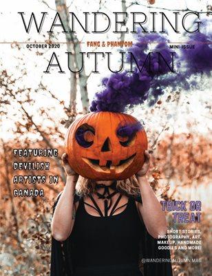 Wandering Autumn Halloween Mini-Issue: Fang & Phantom