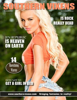 Southern Vixens Magazine October 2014