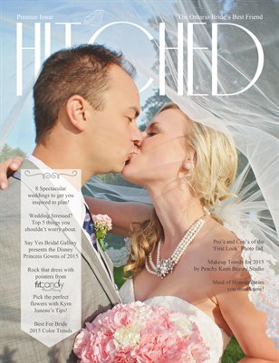 Hitched Bridal Magazine