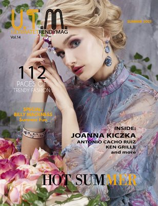 Ultimate Trendy Magazine Vol.14