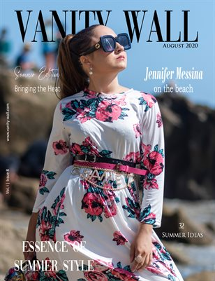Vanity Wall Magazine | SUMMER EDITION | Cover no.2 | Aug 2020 | Vol. i Issue 8