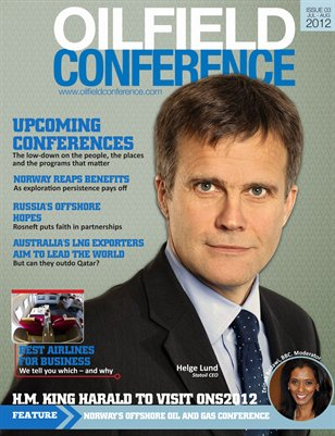 Oilfield Conference Magazine - Issue 03