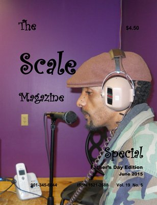 June 2015 The Scale Magazine
