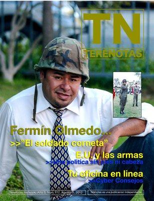 """Fermin Olmedo... """"El soldado corneta"""""""