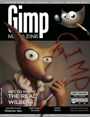 GIMP Magazine - Issue #2