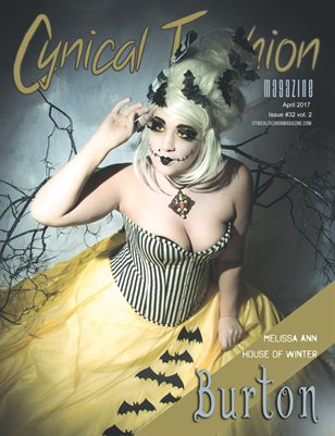 Cynical Fashion Mag Issue #32 Vol. 2