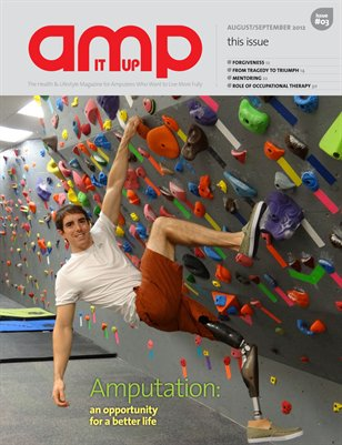 Amp It Up! Volume 1 Issue 3