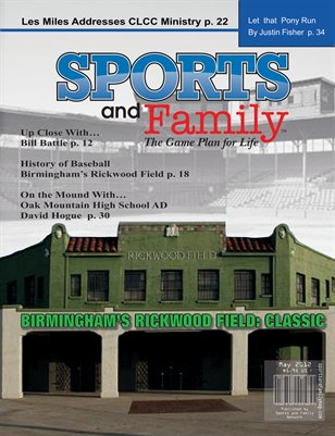 Sports and Family May 2012 Birmingham Edition