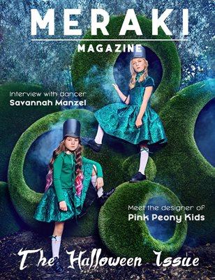 Meraki Magazine - The Halloween Issue