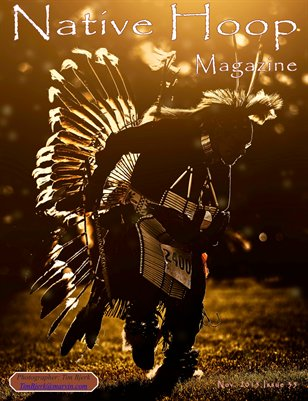 Native Hoop Magazine Issue # 35