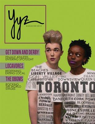 YYZ Magazine 2015