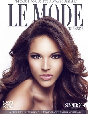Le Mode Art Magazine First Edition
