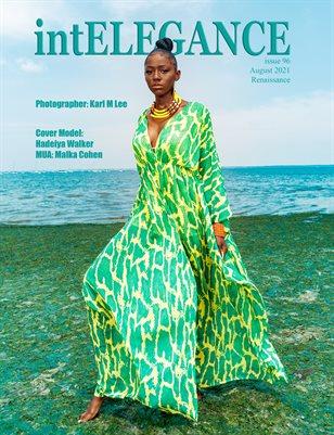 intElegance magazine issue 96, August 1, 2021 - Renaissance