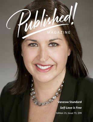 PUBLISHED! #15 Excerpt featuring Vanessa Standard!