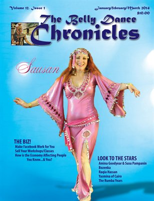2014 Jan/Feb/Mar The Belly Dance Chronicles