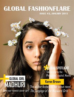 Global FashionFlare Magazine #2, January 2015