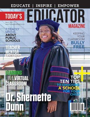 Today's Educator Magazine | Issue 3