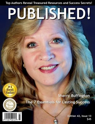 PUBLISHED! Excerpt featuring Sherry Buffington