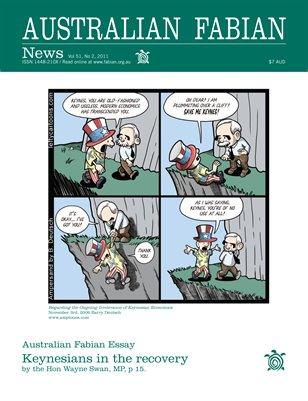 Australian Fabian News Vol 51 No 2 2011