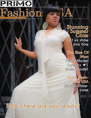Primo Fashions USA Issue #3
