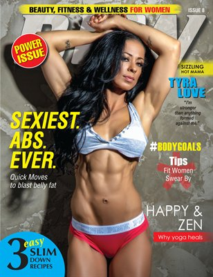 BFW Magazine Issue 8: Beauty, Fitness & Wellness for Women featuring Tyra Love