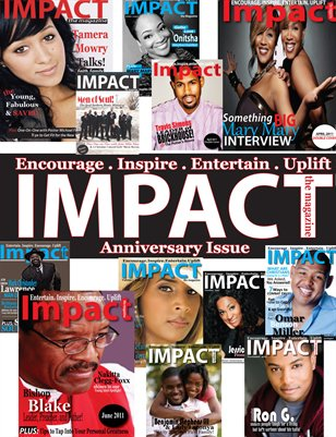 IMPACT the Magazine - Dec '11 - WA