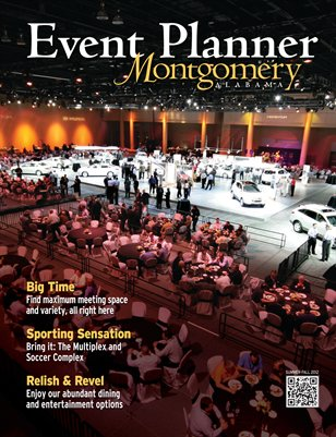 Montgomery Event Planner - July 2012