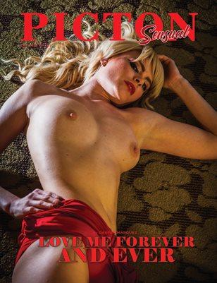 Picton Magazine December 2019 N361 Sensual Cover 1