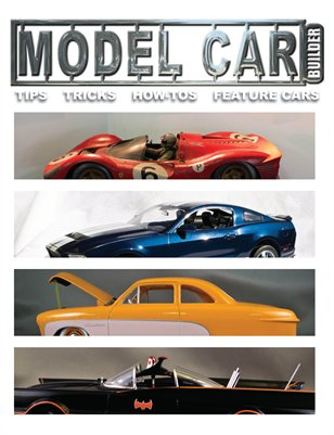 Model Car Builder Book Six