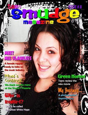 A fresh creative magazine for teens!