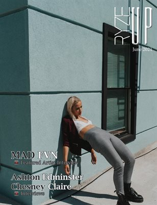 Ryze-Up Magazine June 2021