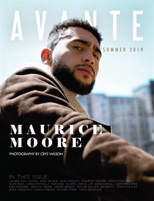 Maurice Moore Summer Issue 2019