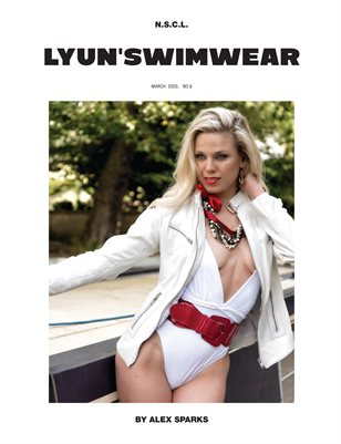 LYUN Swimwear No.6 (VOL No.2) C2