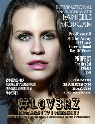 #LOV3RZ Independent Magazine August 2017