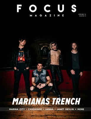 Issue 14 // Marianas Trench