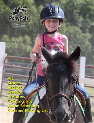 Pony Pals Magazine - July 2012 - Vol.2 #2