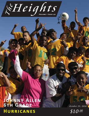 Volume 1 Issue 40 - October 23, 2010