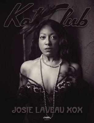 Kat Club No.20 – Josie Laveau xox Cover
