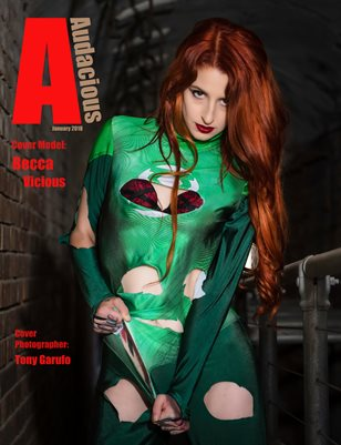 Audacious Magazine January 2018 Issue