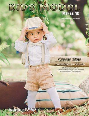 Kids Model Magazine Volume 4