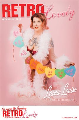 Laina Louise Cover Poster