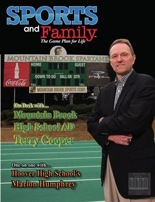 Sports and Family February 2012 Birmingham Edition