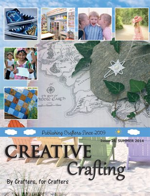 Creative Crafting Summer 2014, Issue 28