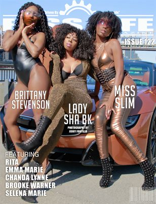 FASS LYFE ISSUE 122 FT. SLIM SLIM, LADY SHA BK & BRITTANY STEVENSON