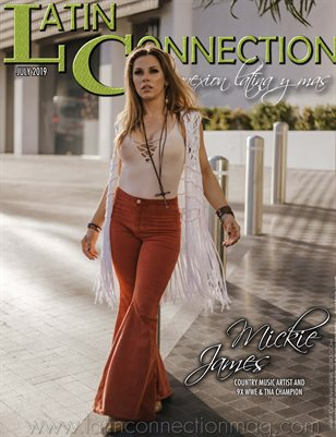 Latin Connection Magazine - Ed 124