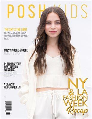 April Issue - Sky Katz Cover