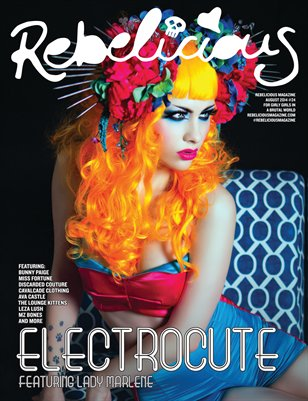 Rebelicious Issue #24