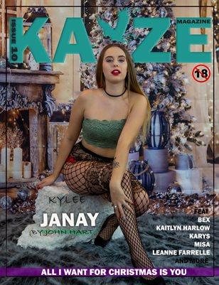 kayze magazine issue 10 (kylee janay)