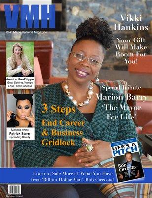 December/January 2015 - VMH Magazine